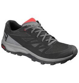 Salomon MEN'S OUTline Bk/Quiet Shad/High Risk