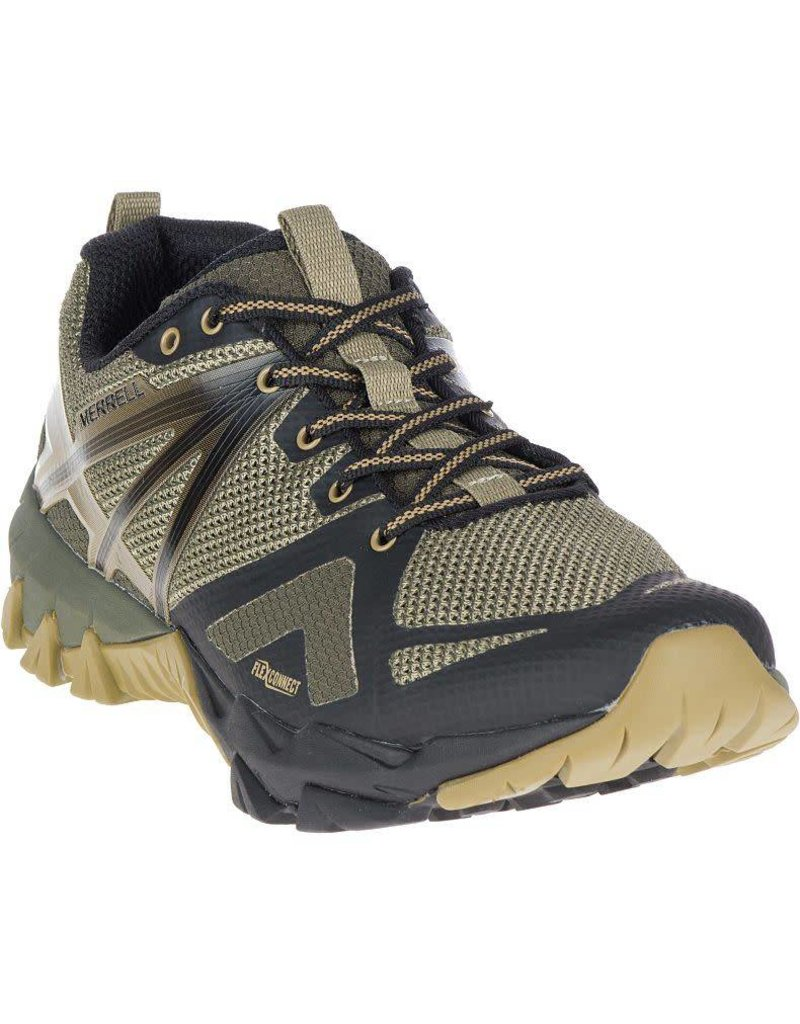 0ab991d8f292 Merrell MENS MQM FLEX DUSTY OLIVE - Tampa Bay Outfitters