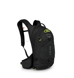 Osprey Raptor 10 w/Res Black O/S