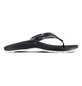 Chaco Womens Playa Pro Web Flip Vapor Black