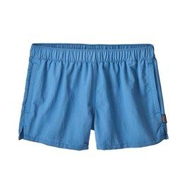 Patagonia Womens Barely Baggies Shorts Port Blue