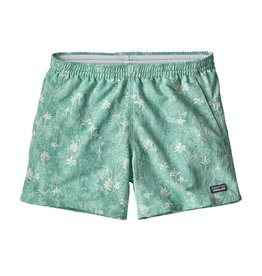 Patagonia Womens Baggies Shorts Beyond Extinction: Vjosa Green