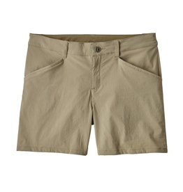 Patagonia Womens Quandary Shorts - 5 in. Shale