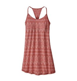 Patagonia Womens Edisto Dress Tradewinds Small: Reef Pink