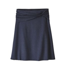 Patagonia Womens Seabrook Skirt New Navy