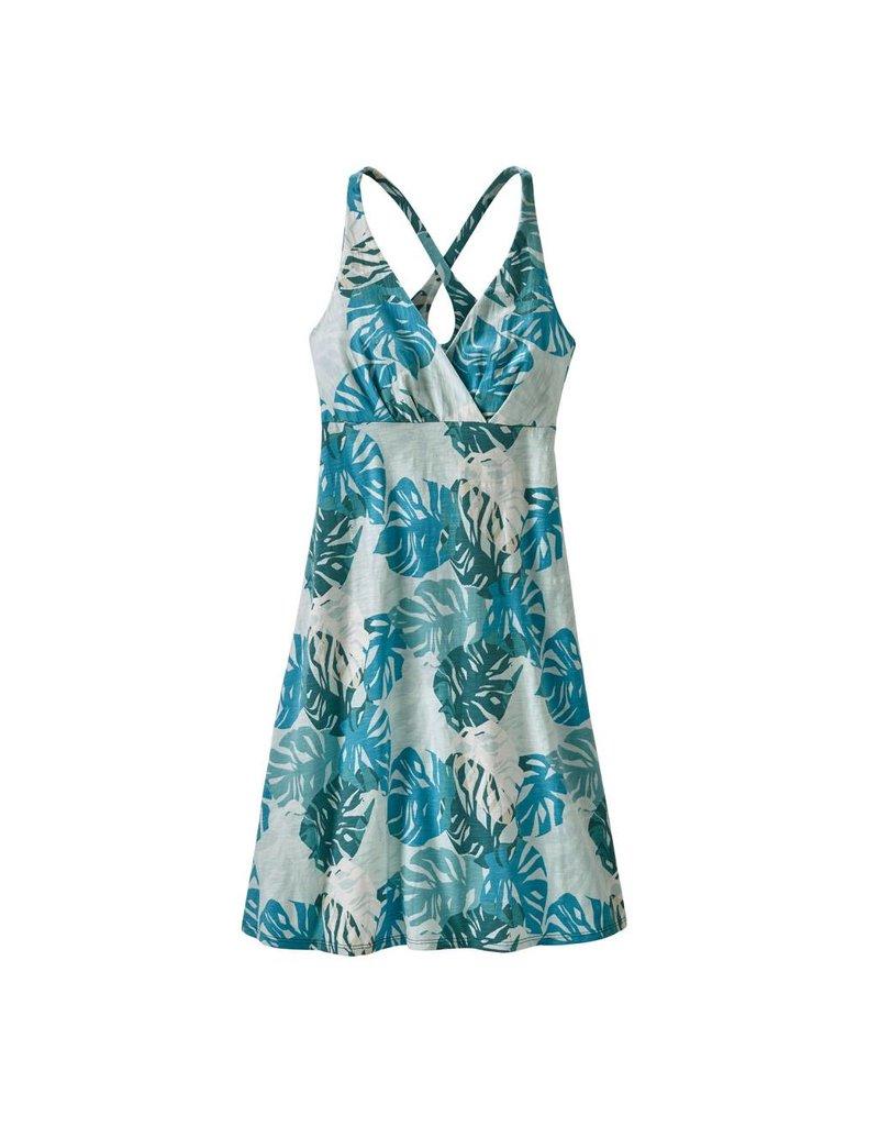 e17a1daf825 Womens Amber Dawn Dress Tarkine Fern Tasmanian Teal - Tampa Bay ...