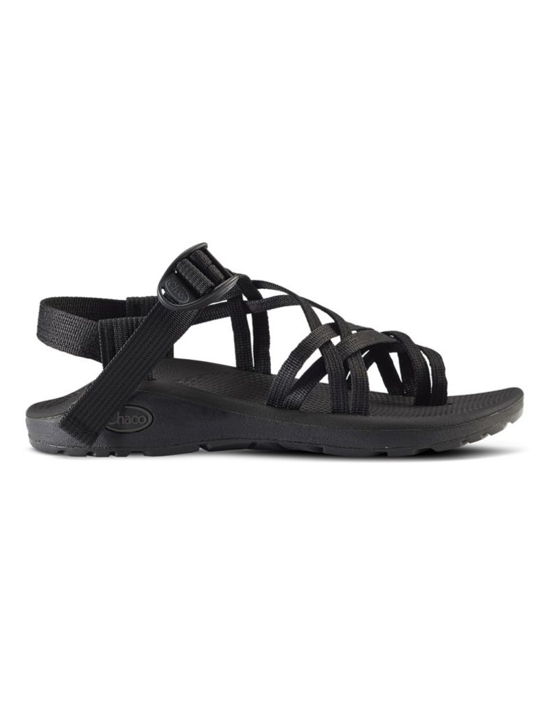 Chaco Womens Z Cloud X2  Solid Black
