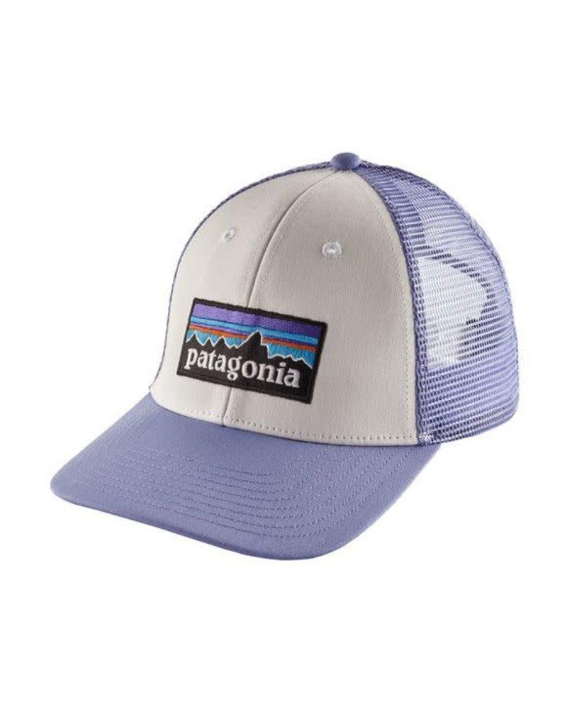 b4b725a022f0d P-6 Logo LoPro Trucker Hat White w  Lt Violet Blue - Tampa Bay ...