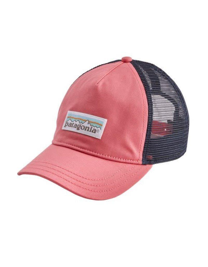 837e429460c45 Womens Pastel P-6 Label Layback Trucker Hat Sticker Pink - Tampa Bay ...