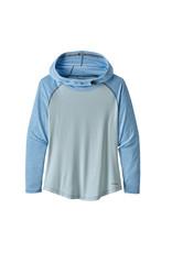 Patagonia Womens Tropic Comfort Hoody Atoll Blue