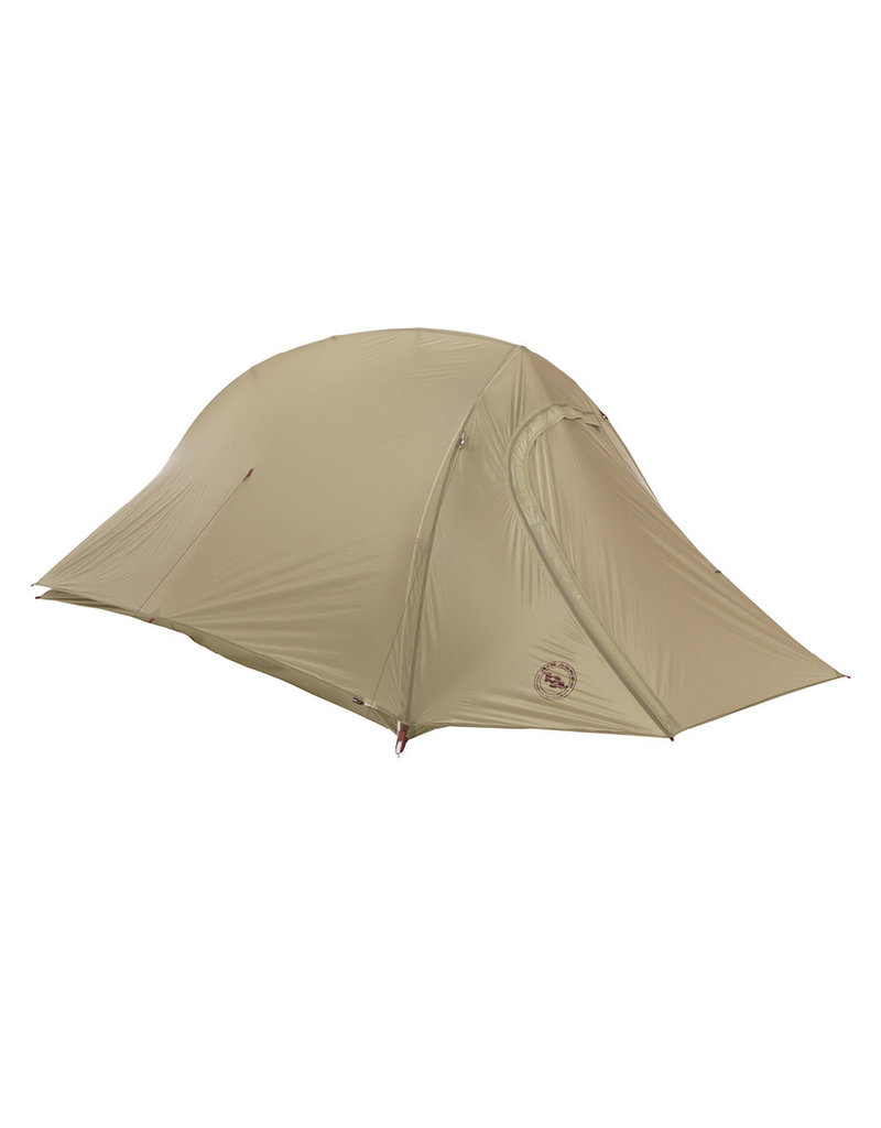 Big Agnes Fly Creek HV UL 2 Tent 2 Person- Olive Green