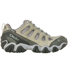 Oboz Womens Sawtooth II Low BDry Frost Gray/Sage