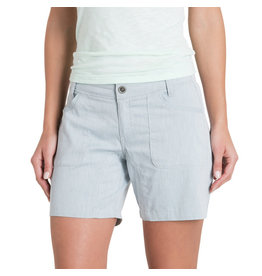 Kuhl Womens Cabo Short Blue Stone
