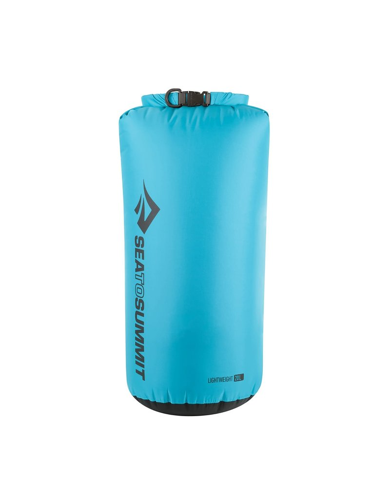 Sea To Summit Lightweight Dry Sack - 20L - Pacific Blue