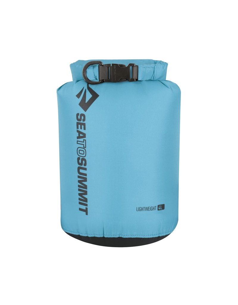 Sea To Summit Lightweight Dry Sack - 4L - Pacific Blue