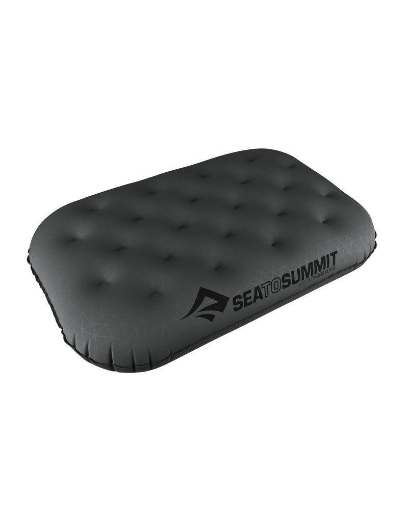 Sea To Summit Aeros Pillow Ultralight - Deluxe - Grey