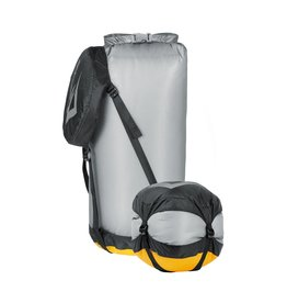 Sea To Summit Ultra-Sil Compression Dry Sack - M - 14L - Grey