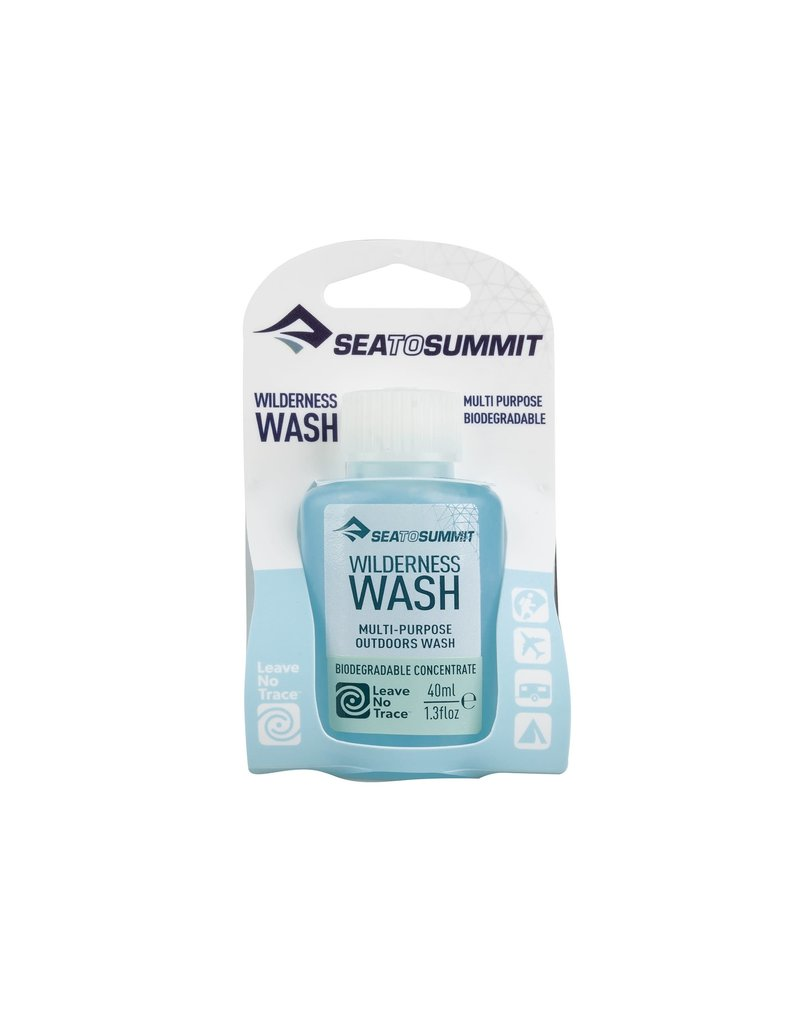 Sea To Summit Wilderness Wash - 40ml / 1.3oz