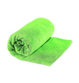 Sea To Summit Tek Towel - Large - 24  x 48  - Lime