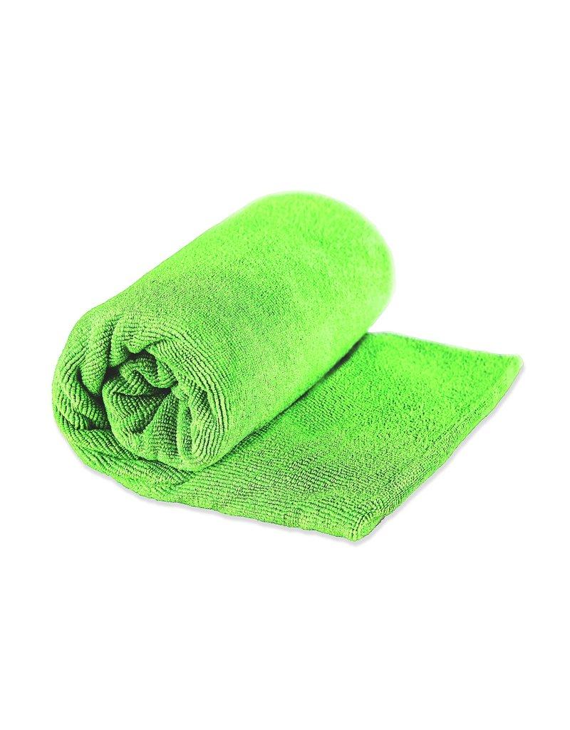 Sea To Summit Tek Towel - Large - 24  x 48  - Lime