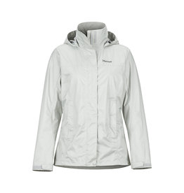 Marmot Womens PreCip Eco Jacket PLATINUM