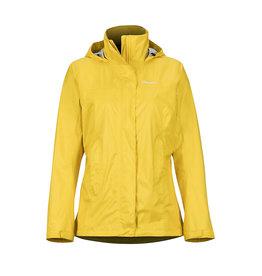 Marmot Womens PreCip Eco Jacket SUNNY