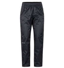 Marmot Womens PreCip Eco Full Zip Pant BLACK