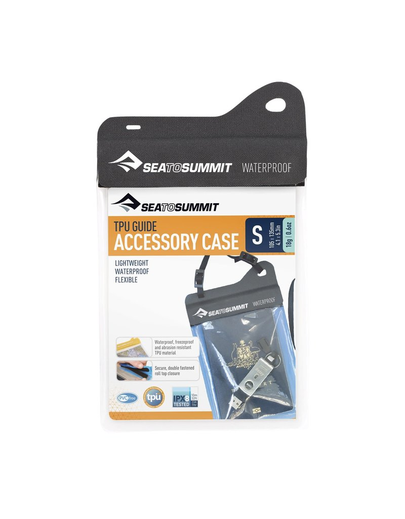 Sea To Summit TPU Accessory Case - Small - 4  x 5  -
