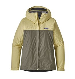 Patagonia Womens Torrentshell Jkt Resin Yellow