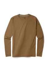 Smartwool Men's Merino 150 Baselayer Pattern Long Sleeve DARK DESERT SAND