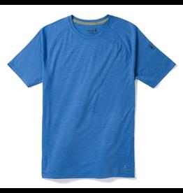 Smartwool Men's Merino 150 Baselayer Pattern Short Sleeve Bright Cobalt