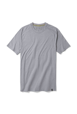 Smartwool Men's Merino Sport 150 Tech Tee Light Gray Heather