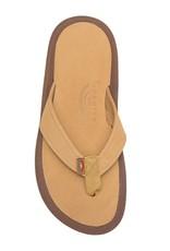 Rainbow Sandals Mens Navigator Flip Sierra Brown