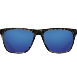 Apalach Matte Gray Crystal  Blue Mirror 580G