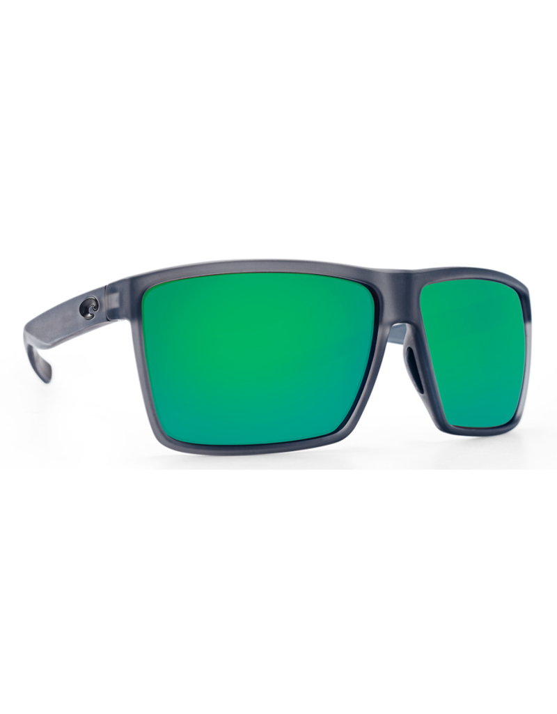 Costa Del Mar Rincon Matte Smoke Crystal  Green Mirror 580G