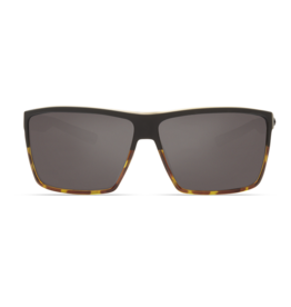 Costa Del Mar Rincon Matte Black/Shiny Tortoise  Gray 580G