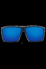 Costa Del Mar Rincon Shiny Black  Blue Mirror 580G