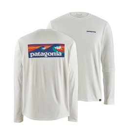 Patagonia Mens L/S Cap Cool Daily Graphic Shirt BOLW