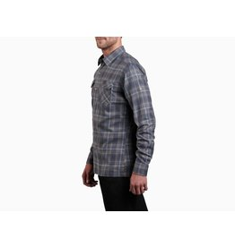 Kuhl Men's Dillingr Shirt Cobblestone Gray