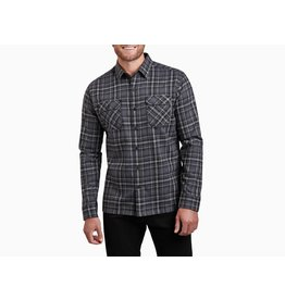 Kuhl Men's Dillingr Shirt Damascus Steel