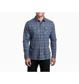 Kuhl Men's Dillingr Shirt Starling Blue