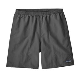 Patagonia Mens Baggies Longs - 7 in. Forge Grey