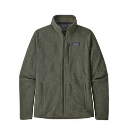 Patagonia Mens Better Sweater Jacket Industrial Green