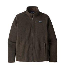 Patagonia Mens Better Sweater Jacket Logwood Brown