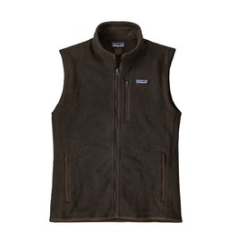 Patagonia Mens Better Sweater Vest Logwood Brown