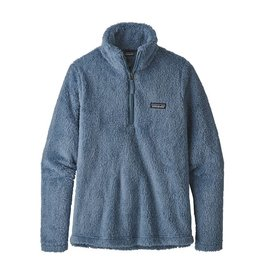 Patagonia Womens Los Gatos 1/4 Zip Woolly Blue