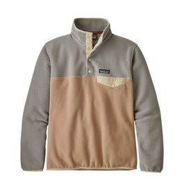 Patagonia Womens LW Synch Snap-T P/O Rosewater