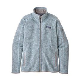Patagonia Womens Better Sweater Jacket Hawthorne Blue
