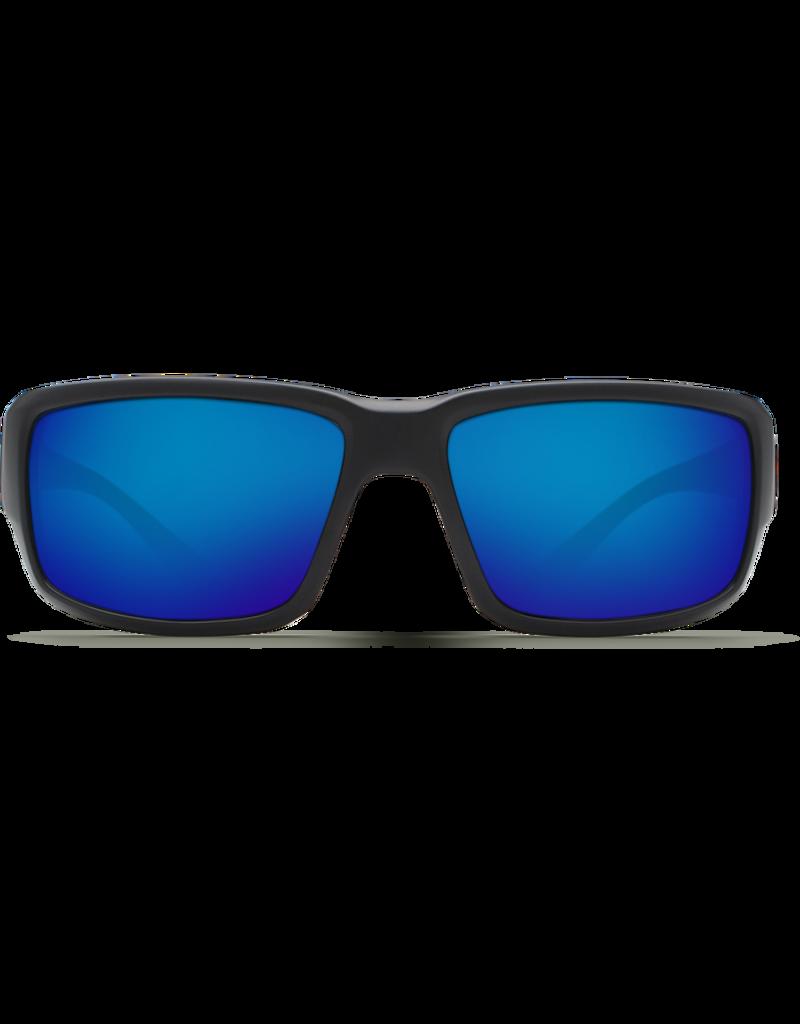 Costa Del Mar Fantail  Blackout  Blue Mirror 580G