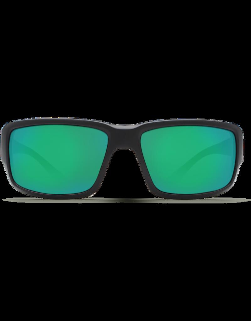 Costa Del Mar Fantail  Blackout  Green Mirror 580G